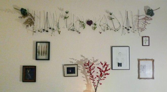 Bloemenslinger in opdracht