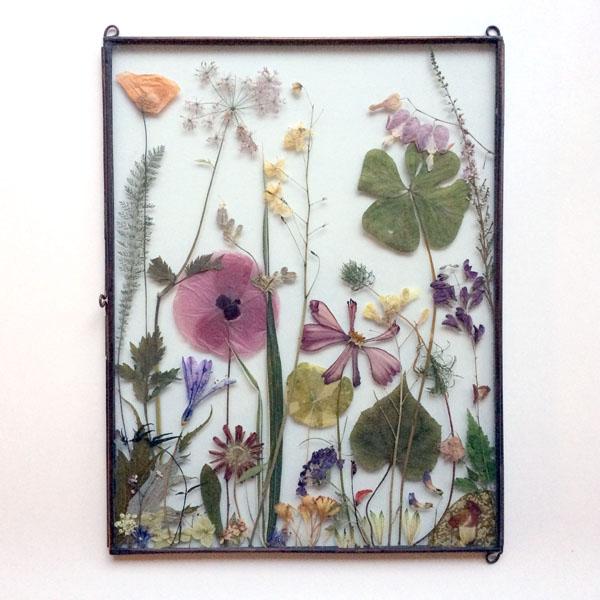 Tuin van Judith, flowerframe