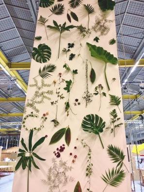 showup 2018 green wallpaper